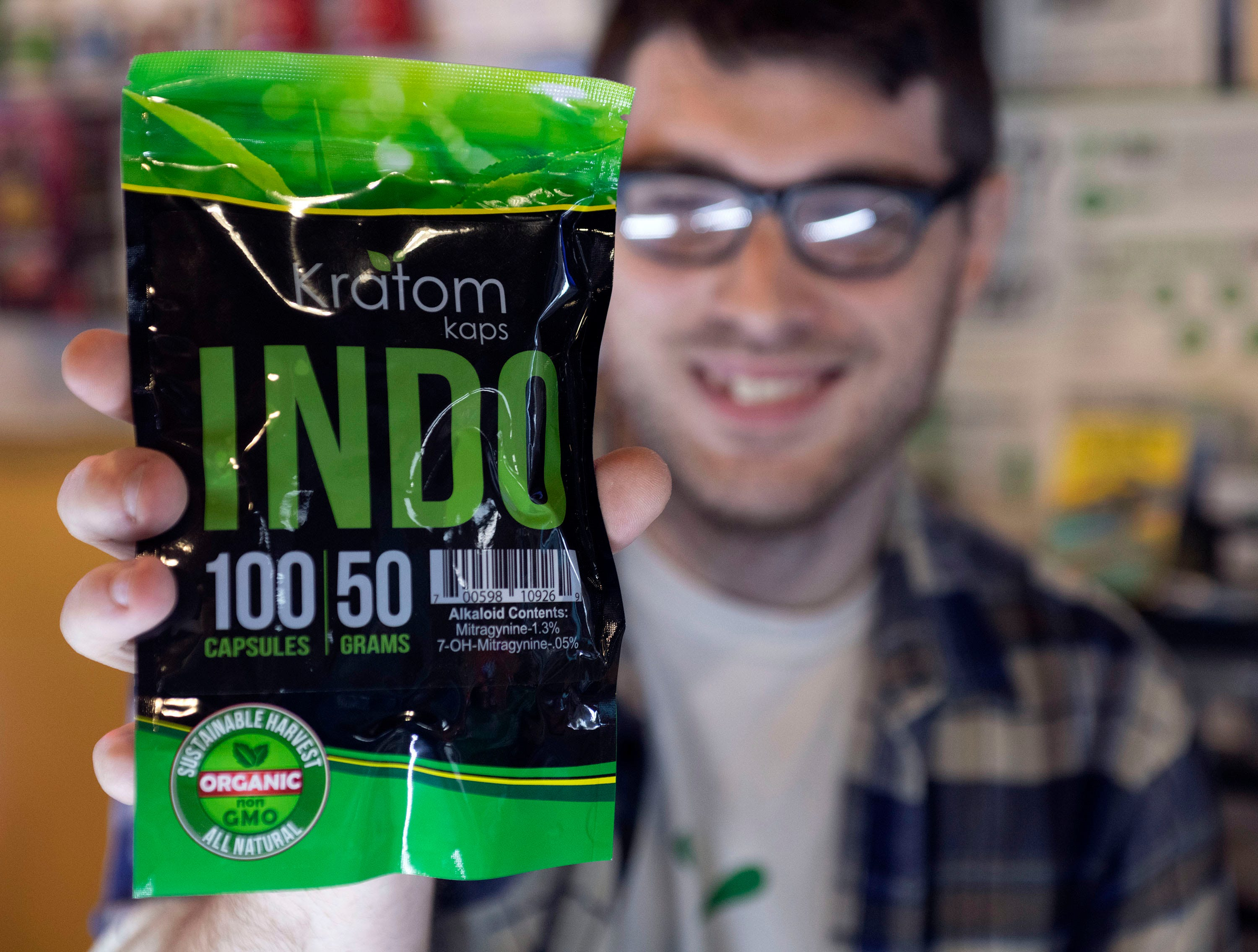 Kratom is widely available in gas stations, despite experts' warnings of addiction, risks
