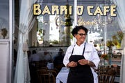 Chef Silvana Salcido Esparza poses for a portrait on April 27, 2019, at Barrio Cafe Gran Reserva in Phoenix.