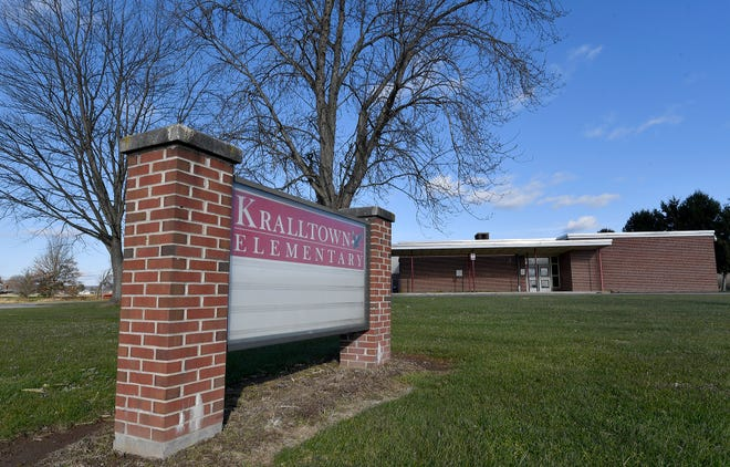 Dover Area School District is looking to sell the former Kralltown Elementary School.Tuesday, December 3, 2019.John A. Pavoncello photo