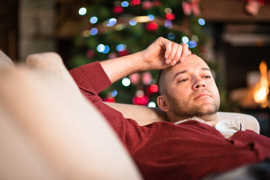 The holidays can be a stressful, sad and lonely time of year for many people.