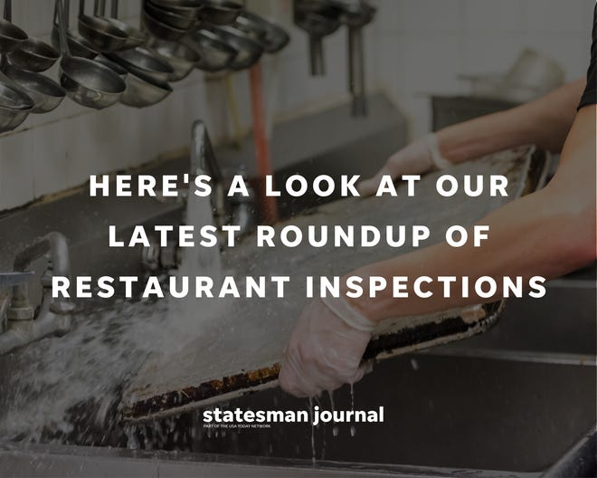 Restaurant Inspections promo image.
