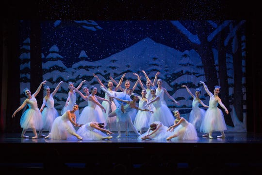 """American Ballet Academy will take the Elsinore Theatre stage Dec. 7 and 8 toperform """"A Children's Nutcracker."""""""