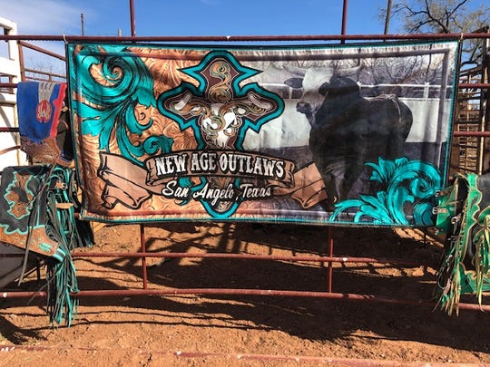 New Age Outlaws Rodeo Productions in San Angelo,728 W 48th St., owned by Cody Gilbert.