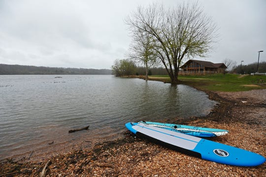 Lake Springfield is a popular water recreation lake, but some fear the quality of the lake's water is diminishing because of nutrient pollution that flows into the lake from the James River.