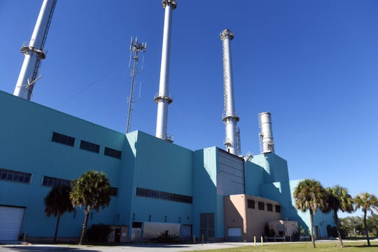 While on a Dec. 3, 2019, tour through the former Vero Beach power plant, City Council members, community members and the steering committee got a firsthand look of the inside of the building. The 12-member steering committee was created to help guide the process of what to do with the city-owned three corners at the 17th Street and Indian River Boulevard intersection.