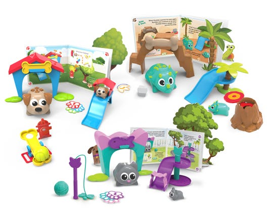 Toys in the NAPPA Awards Holiday Gift Guide
