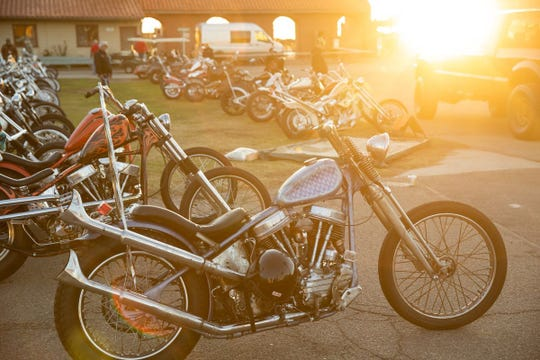 The 16th Annual David Mann Chopper Fest will roll into action Dec. 8 at the Ventura County Fairgrounds.