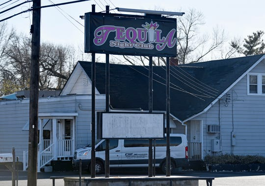 Tequila Night Club located on South Delsea in Vineland.