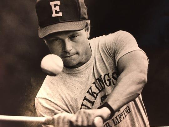 St. Elizabeth High baseball coach Tom Beddow