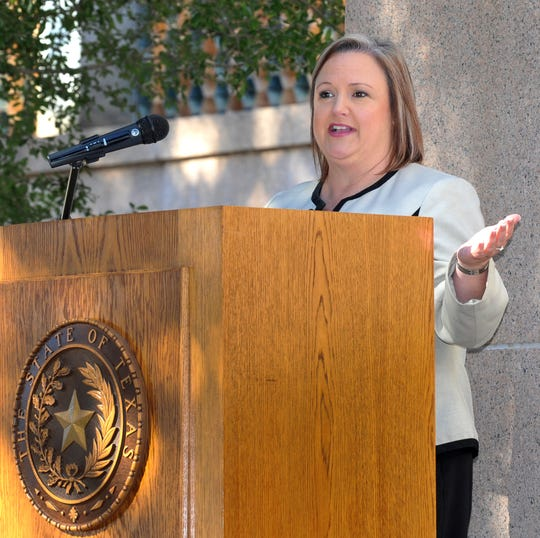 78th district courtroom judge, Meredith Kennedy announced, Tuesday morning, that she would be seeking to be elected judge of the 78th courtroom after being appointed the position by Texas governor Greg Abbott in early March of this year.