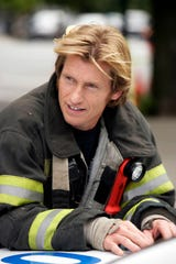 RESCUE ME: Denis Leary as Tommy Gavin. CR: FX (Via MerlinFTP Drop)