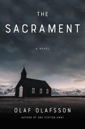 """""""The Sacrament,"""" by Olaf Olafsson."""