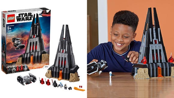 This popular Lego set was at an all time low for Cyber Monday.