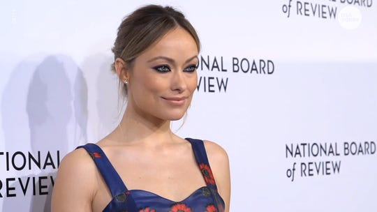 Olivia Wilde defends her portrayal of Kathy Scruggs in 'Richard Jewell' amid backlash