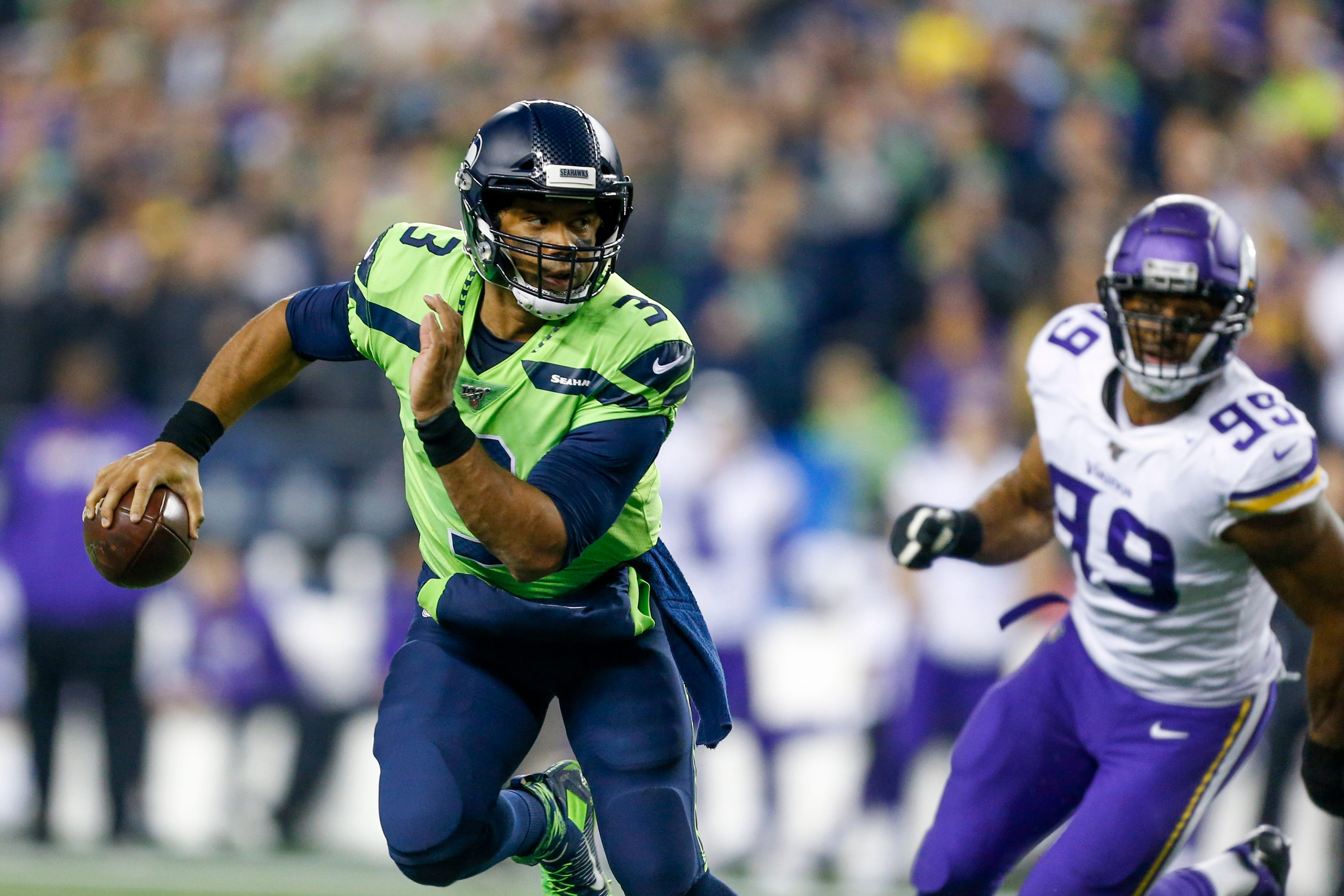NFL playoff picture after Week 13: Seahawks move to No. 2 seed in NFC, bump 49ers to wild card