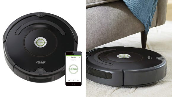 This affordable robot vacuum was a top seller during Cyber Monday.