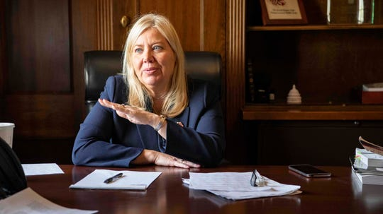Rep. Debbie Lesko, R-Ariz., serves on the House Judiciary Committee.