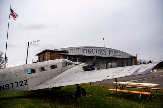 Brooks Field, a public-use airport, is pictured on Tuesday, Dec. 3, 2019 in Marshall. The city is making plans to add a terminal to Brooks Field in 2020.