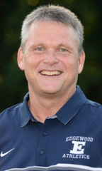 The athletic director for Edgewood schools is on administrative leave due to allegations of misconduct involving a student, according to school records.