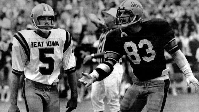 1977 Cy-Hawk football: Iowa beats ISU in 1st game of rekindled rivalry