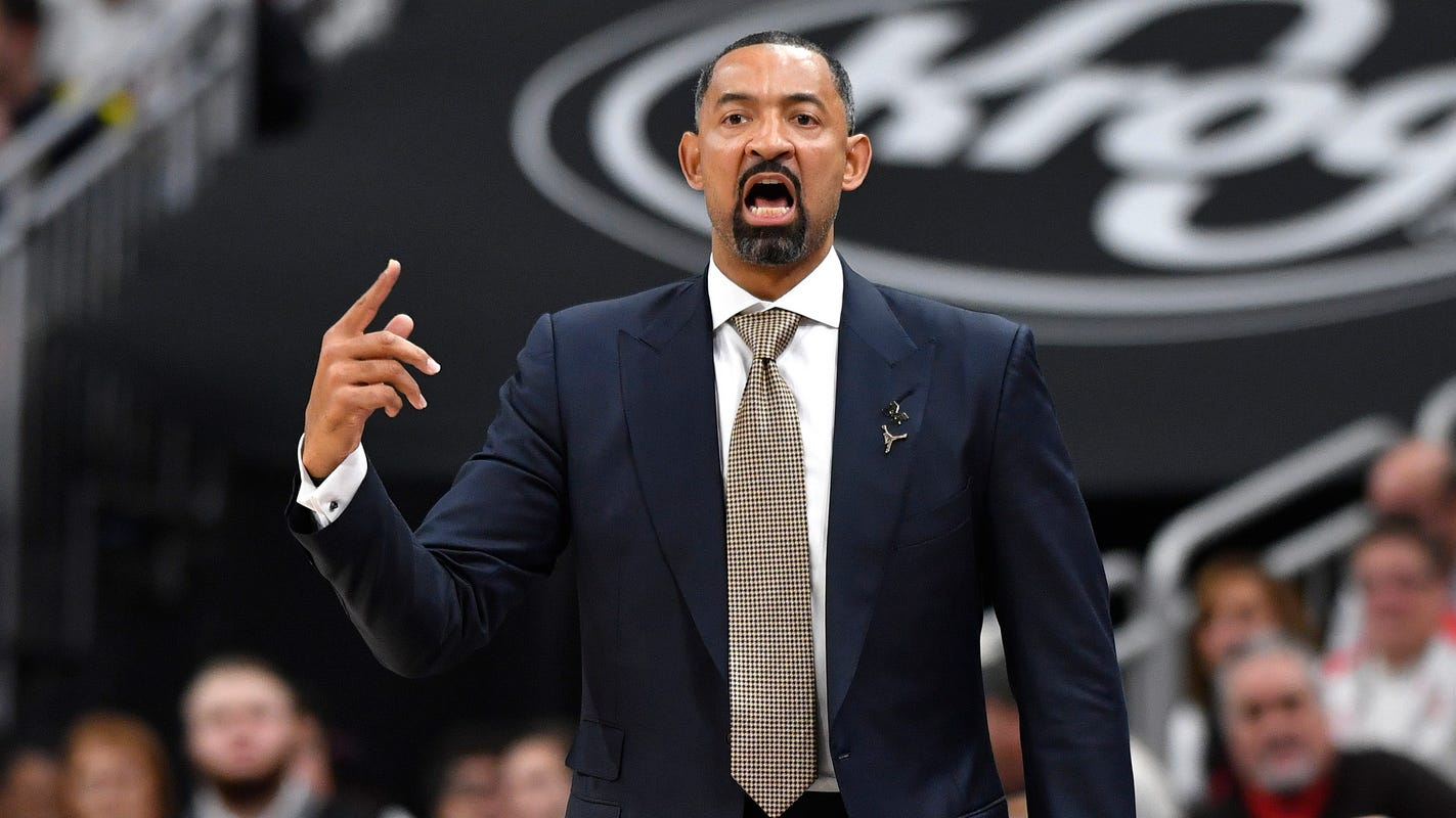Juwan Howard pulls positives from Wolverines' first loss of the season