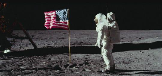 """Neil Armstrong in """"Apollo 11."""""""