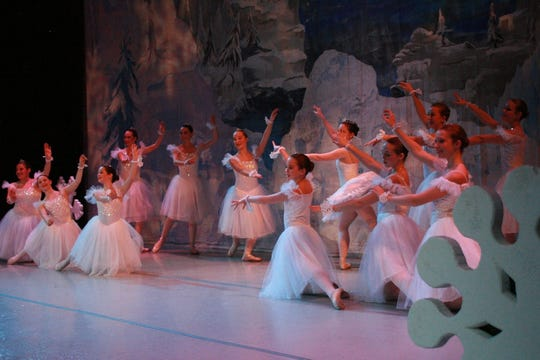 "This year marks the 20th anniversary performance of New Heights Dance Theater's ""Nutcracker in Motion."""