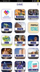 A look at E4ME app