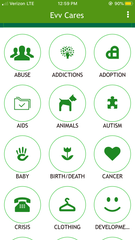 A look at Evv Cares app