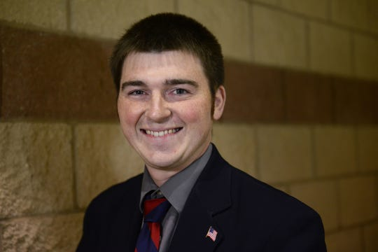 Chris Liebold, Fremont City Council Fourth Ward representative, announced Wednesday he will run for the Ohio House of Representatives 88th District seat, which will be vacated by Rep. Bill Reineke, R-Tiffin, at the end of 2020.