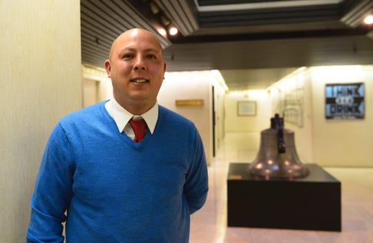 Fremont Mayor Danny Sanchez