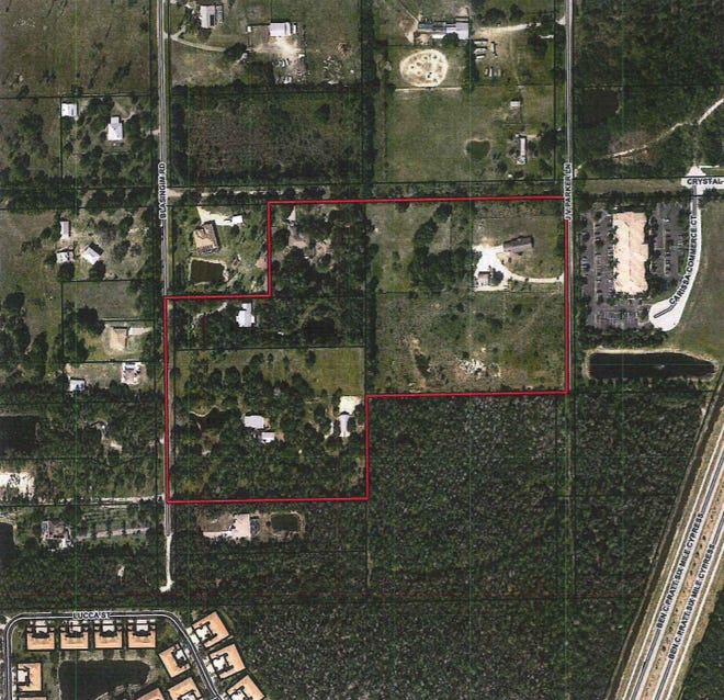 Lee County Commissioners have approved a new development of 262 homes near Six Mile Cypress Parkway