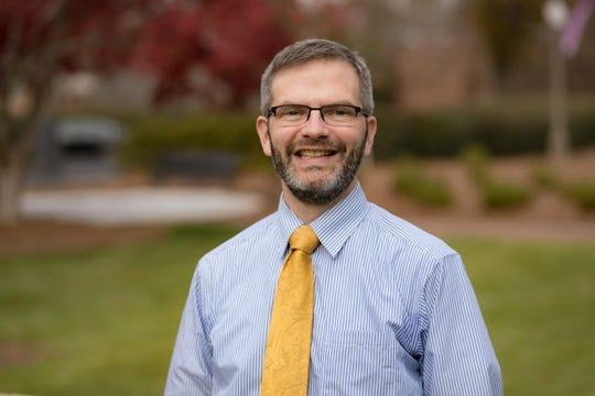 Eli Hestermann, Ph,D, is executive director of Furman University's Institute for the Advancement of Community Health.
