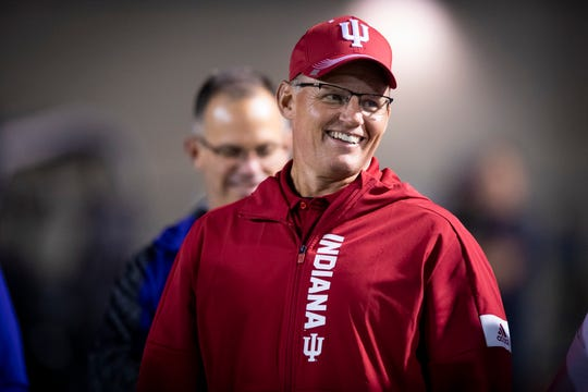 In his third season in charge, Tom Allen has led the Hoosiers to an 8-4 season and bowl bid.