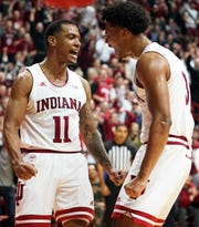 The Hoosiers passed their first major test with a win over No. 19 Florida State on Tuesday.