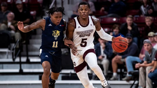 Mississippi State freshman guard Iverson Molinar has come a long way from his youth as a young basketball player growing up in Panama City, Panama.
