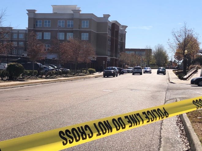 Jackson State University briefly locked down its campus on Wednesday, Dec. 4, 2019, after police say there was a shooting nearby.