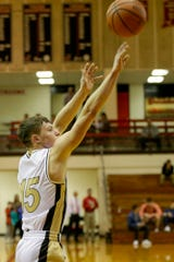 Daniel Keller scored 13 points, hitting 3 of 5 3-pointers to help Covington defeat Central Catholic in the sectional opener.