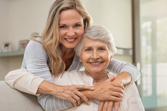 Having a high level of confidence in the ability of an organization to meet their needs can allow seniors to focus on more important matters, like living their best life.