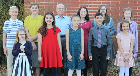 The Michibago Music Teachers Association hosted a Sonata & Sonatina Music Festival on Nov. 23 at Lakeland College. First-place winners included Gwendolyn Wichman, Alaina Holycross, Liberty Adelman, Giuliana Miller, Emilia Garces, Joshua Vincent, Abbi Heinen, Sawyer Moore, Hannah Sowin, Chloe Meyer, Joshua Vang and George Schroeder.