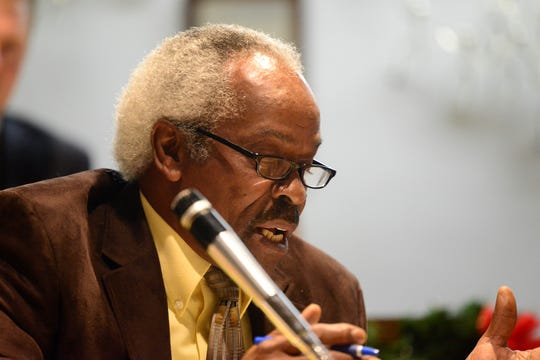 """Walden """"Butch"""" Jefferson, fourth ward councilman, took offense with what he viewed as an attempt by Human Resources Director Ken Coontz to tell council members how to do their job."""