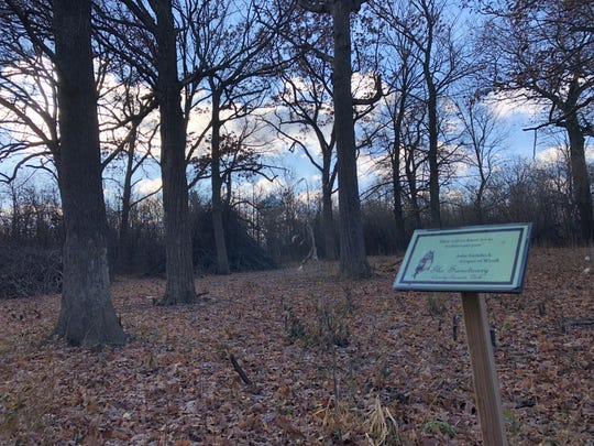 Sanctuary Woods, located less than a mile from Milwaukee's Regional Medical Center, was given a new conservation zoning Tuesday, Dec. 3, by the Wauwatosa Common Council.