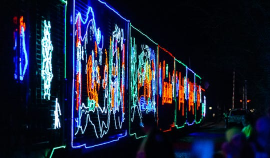 The Canadian Pacific Holiday Train will be virtual this year.