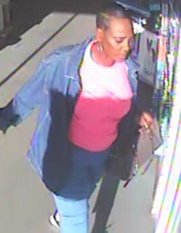 This suspect is one of two suspects that was involved in stealing a 2-foot Ball Python from Menomonee Falls' Pet World, N84W15670 Appleton Ave. Nov. 20 at 2:18 p.m.
