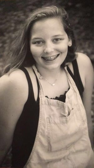 In 2019, Maggie Schlehlein is smiling as she is thriving in high school 10 years after being diagnosed with acute lymphoblastic leukemia. After finishing treatment, she has remained cancer-free.