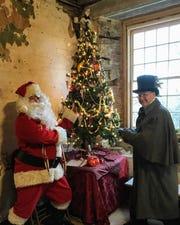 Rockaway Township history buffs will reenact a Victorian Christmas on Dec. 7.
