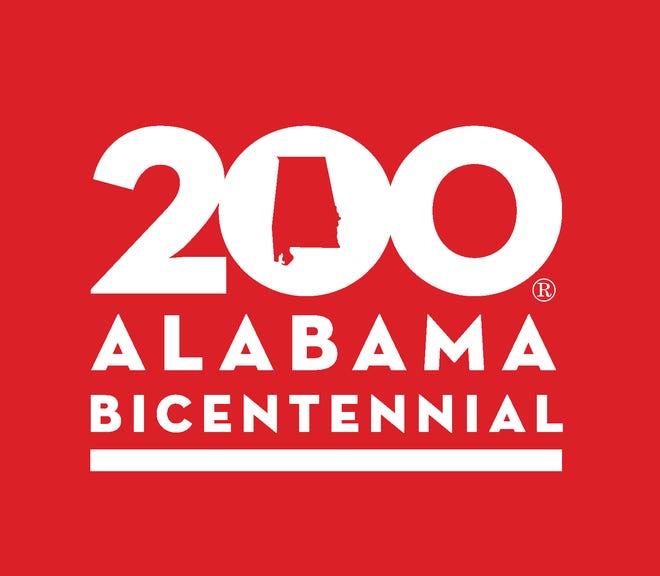 Alabama Bicentennial logo