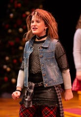 Ann Welch Hilyer in a scene as ASF presents The Best Christmas Pageant Ever, which runs Dec. 5-29.