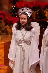 Piper Doyle in s scene as ASF presents The Best Christmas Pageant Ever, which runs Dec. 5-29.
