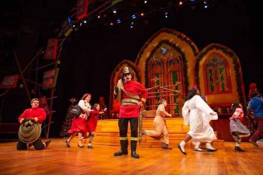ASF presents The Best Christmas Pageant Ever, which runs Dec. 5-29.